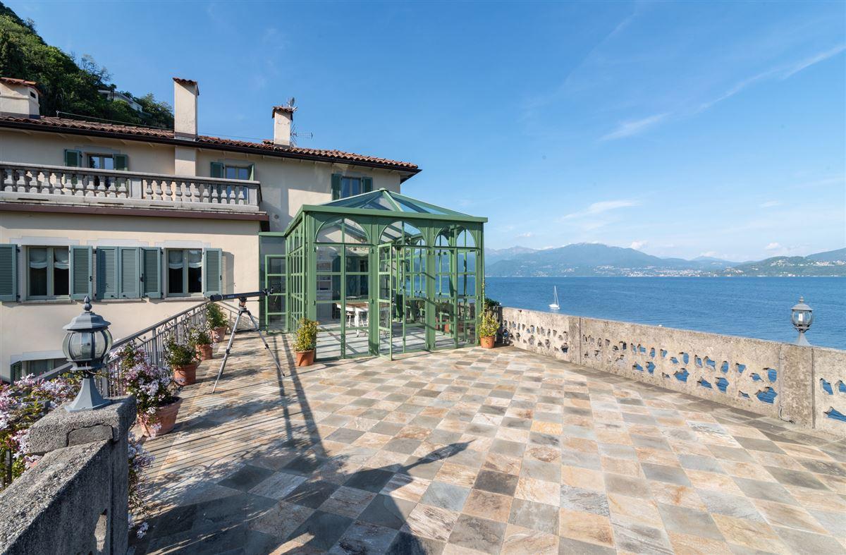 Luxury real estate period villa on Lake Maggiore