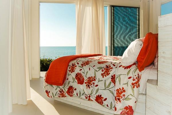 Oceanfront Breezy Villa in Providenciales luxury real estate