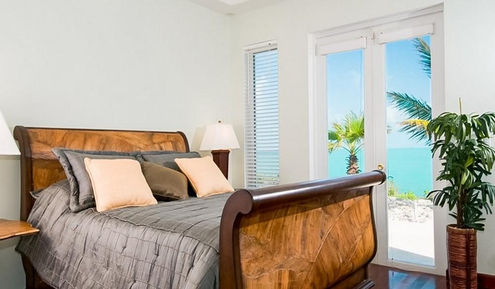 Oceanfront Breezy Villa in Providenciales mansions