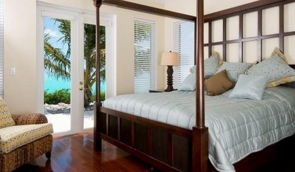 Luxury properties Oceanfront Breezy Villa in Providenciales