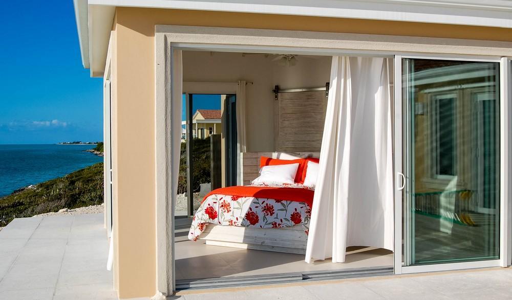Luxury real estate Oceanfront Breezy Villa in Providenciales