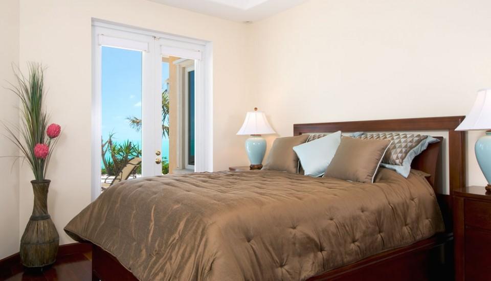 Oceanfront Breezy Villa in Providenciales luxury properties