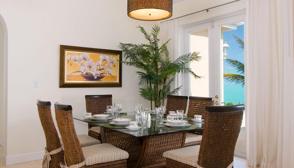 Oceanfront Breezy Villa in Providenciales luxury homes