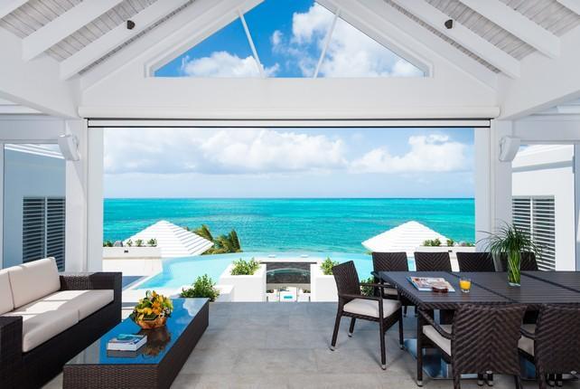 Beachfront Villa Cascade luxury properties