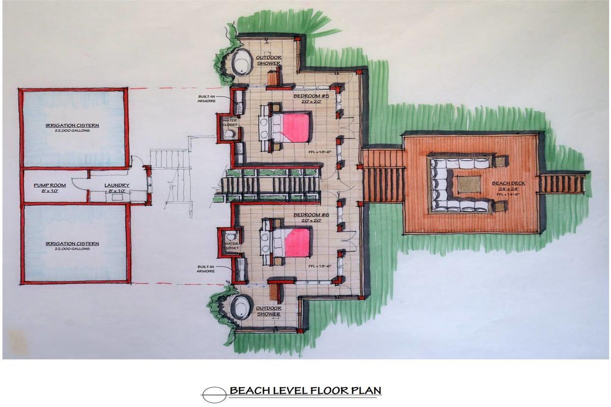 Mansions Beachfront Villa Cascade