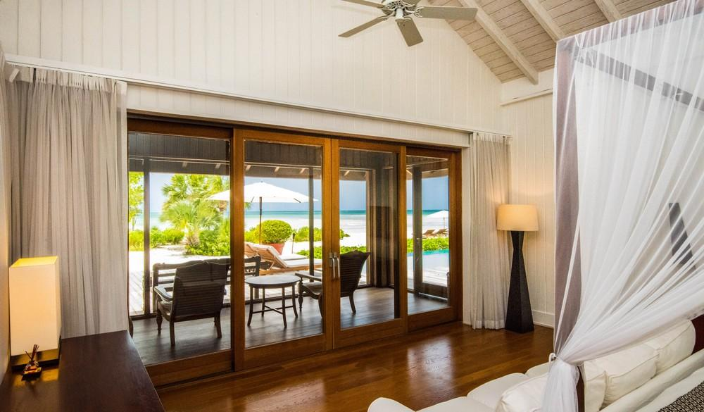 Dhyani House - Parrot Cay luxury real estate