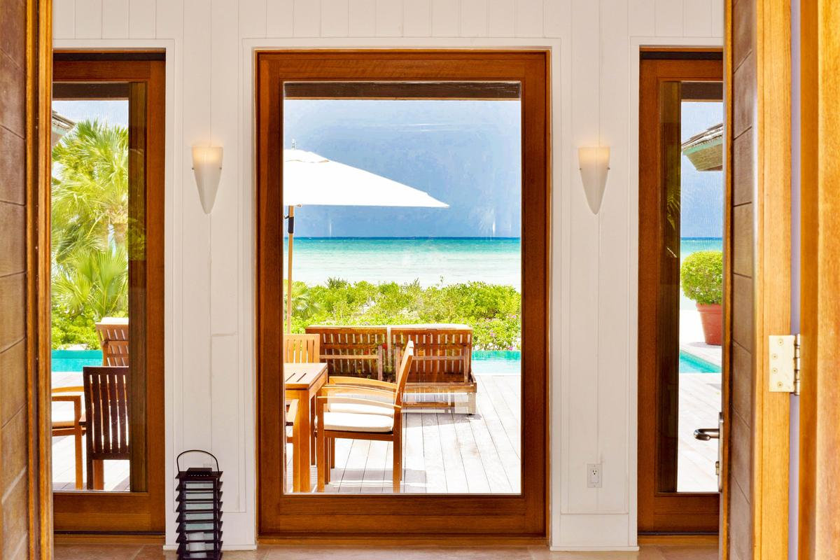 Dhyani House - Parrot Cay mansions