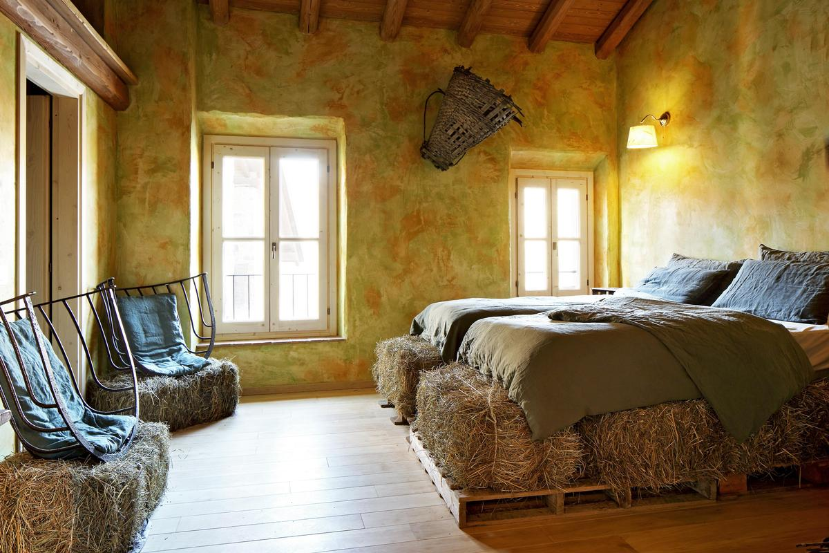 Luxury homes organic farm with great accommodation