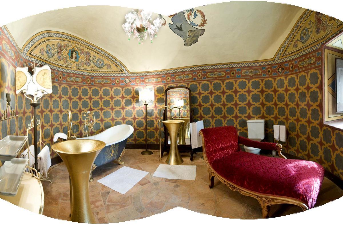 Stunning castle Umbria mansions