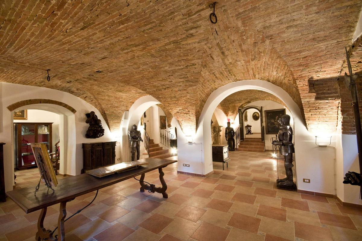 Luxury real estate Stunning castle Umbria