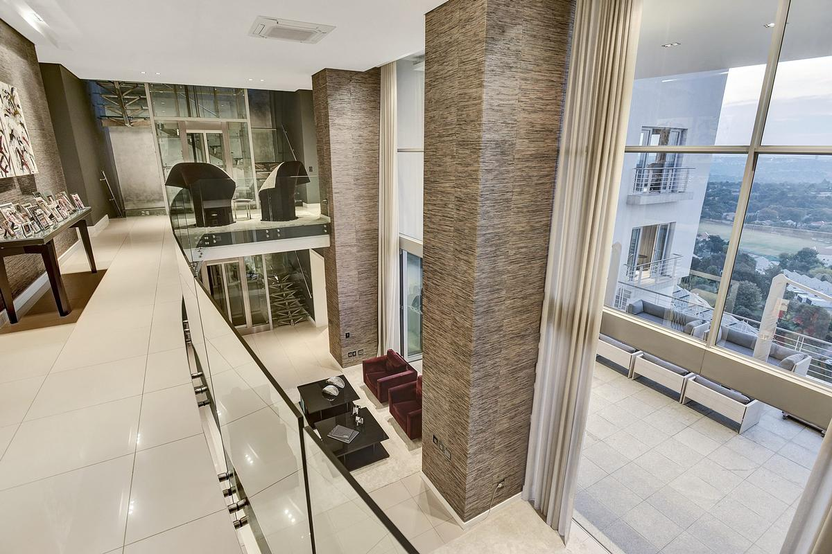 Luxury real estate Prestigious Contemporary South African Penthouse