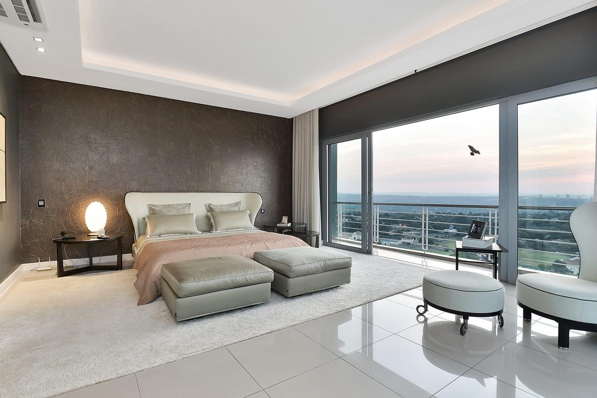 Prestigious Contemporary South African Penthouse  luxury real estate