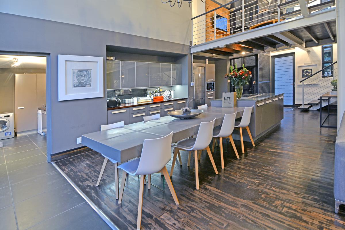The Station luxury homes