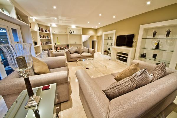 Newly renovated contemporary home luxury homes