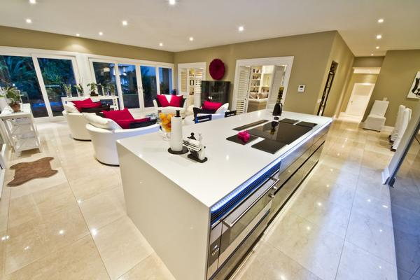 Luxury properties Newly renovated contemporary home