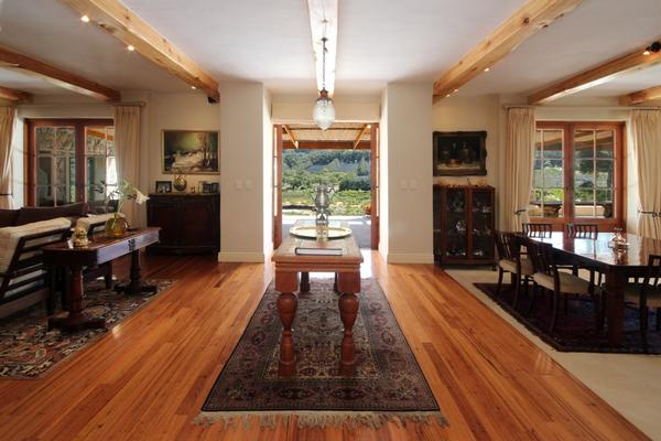 EXCLUSIVE RETREAT IN PRIVATE location luxury real estate