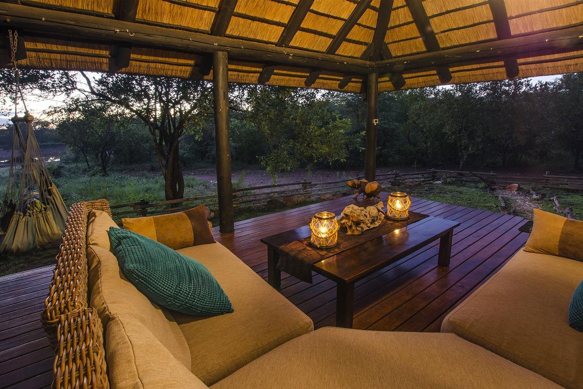 Luxury homes Raptors Retreat