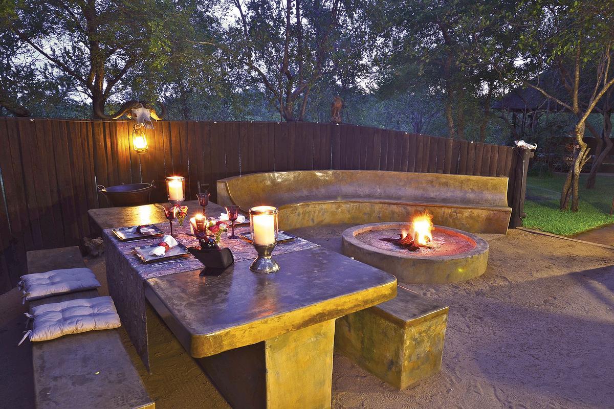 Luxury properties Raptors Retreat
