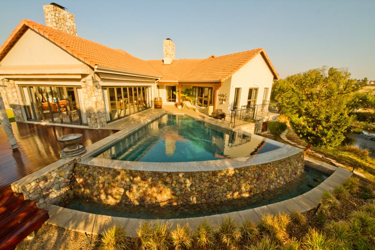 Immaculate Home In Blair Atholl South Africa Luxury