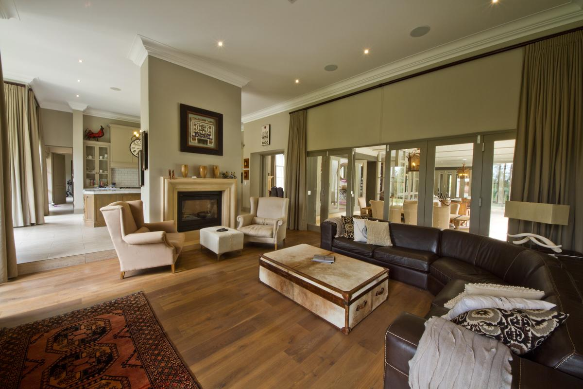 magnificent home in Blair Atholl luxury homes