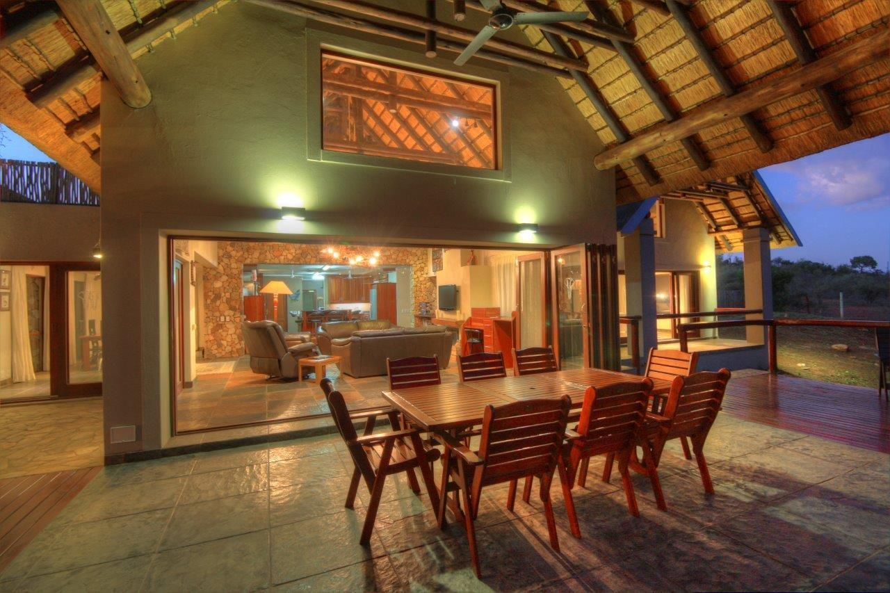 Grietjie Private Nature Reserve luxury properties