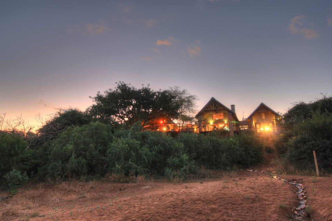 Grietjie Private Nature Reserve mansions