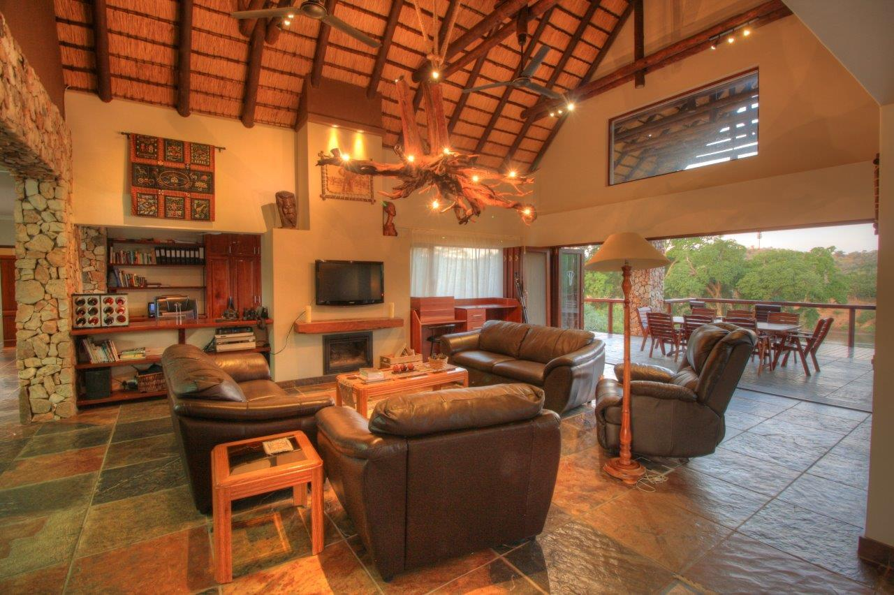 Grietjie Private Nature Reserve luxury homes