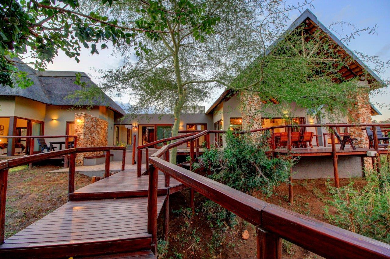 Luxury properties Grietjie Private Nature Reserve