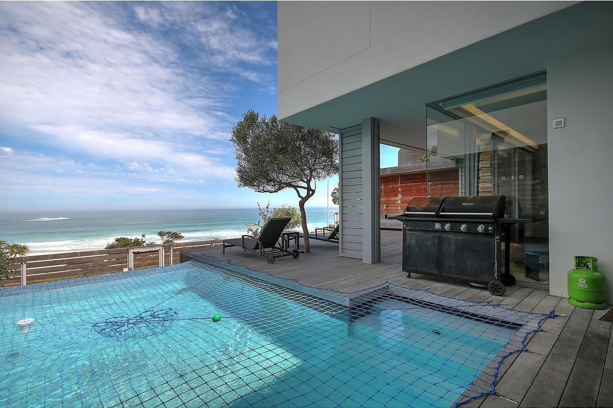 Camps Bay Beach Villas luxury homes