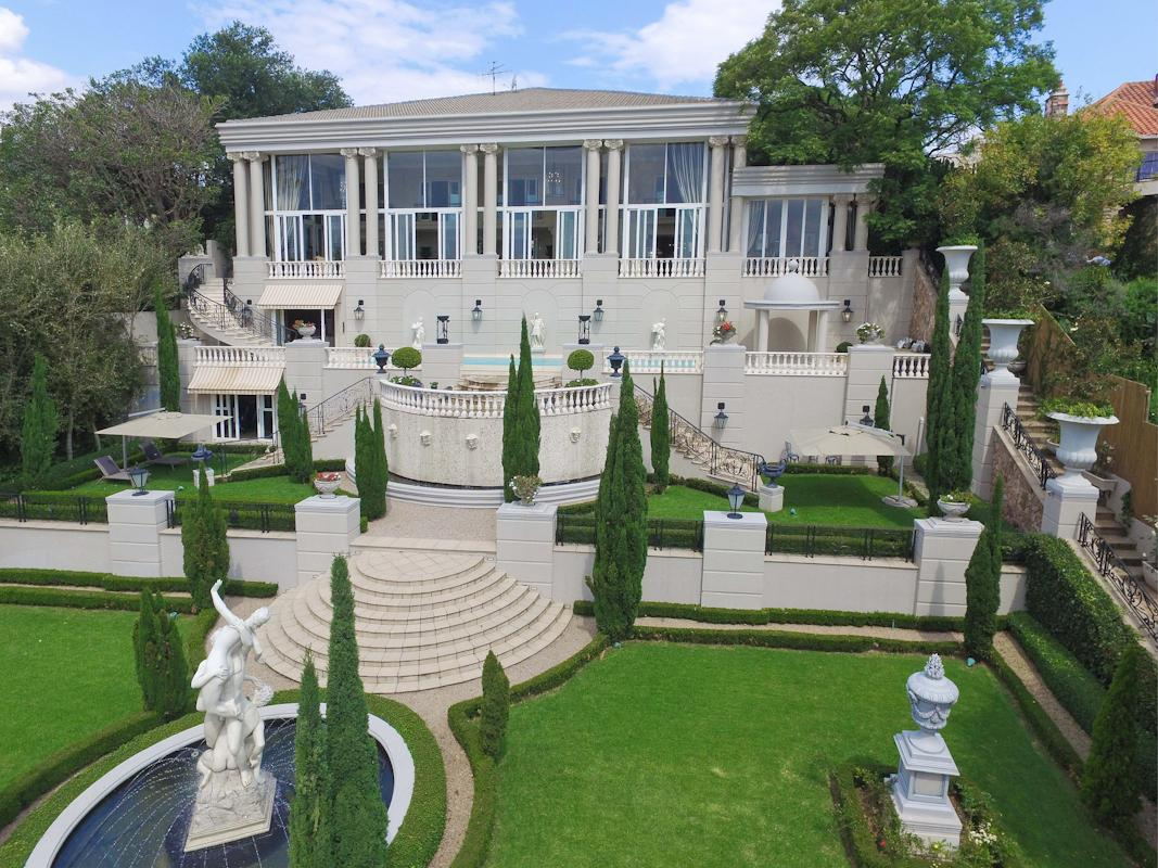Spectacular Mansion South Africa Luxury Homes Mansions