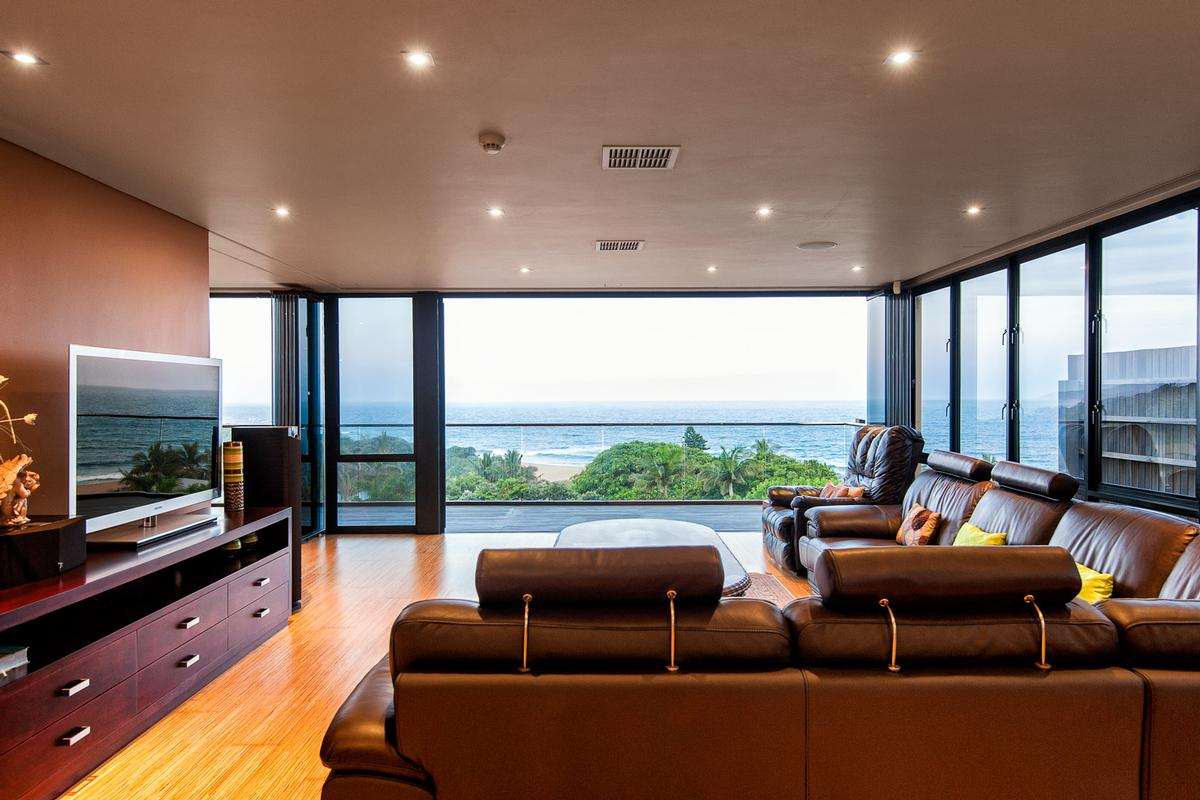 UNRIVALED VIEWS FROM AN AUTOMATED MARVEL mansions
