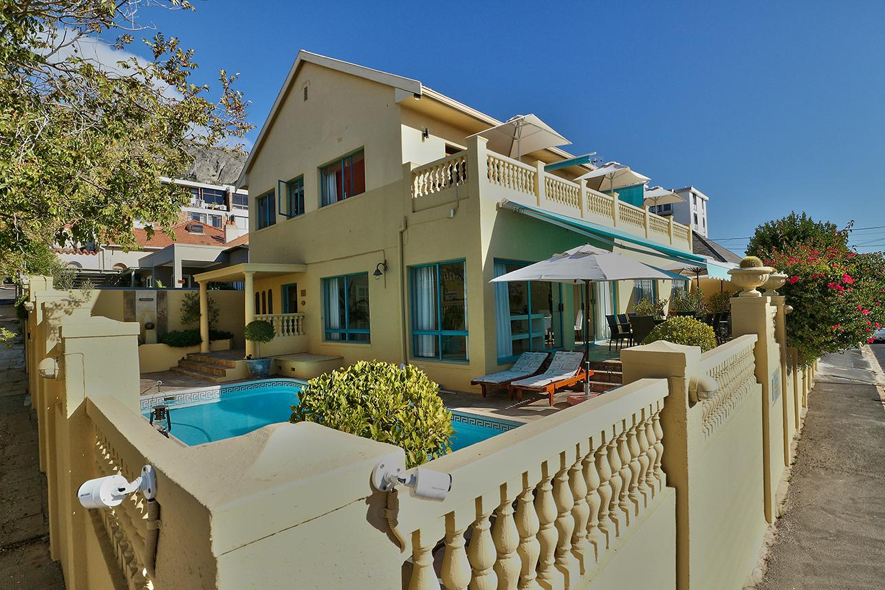 Situated on border of Bantry Bay luxury properties