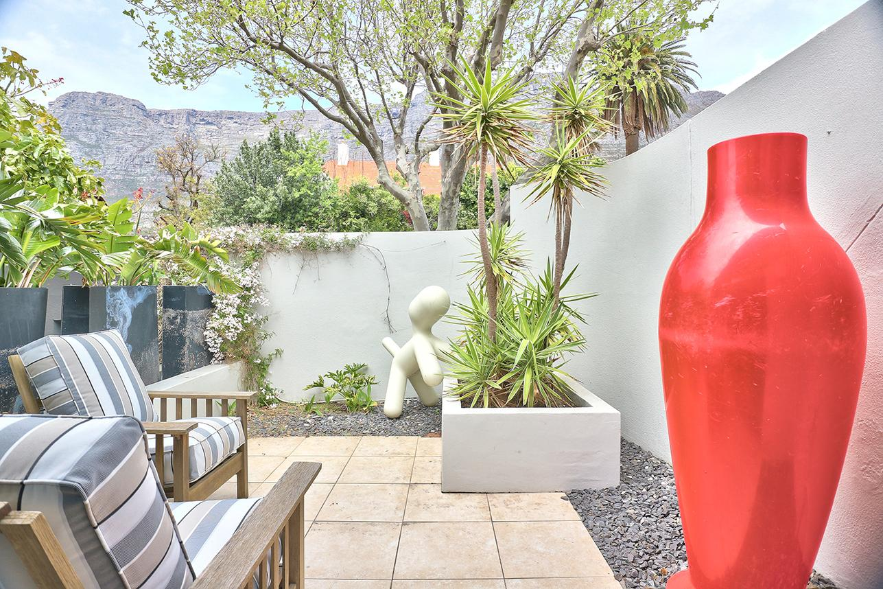 Luxury real estate GORGEOUS HOME SITUATED IN THE HEART OF ORANJEZICHT