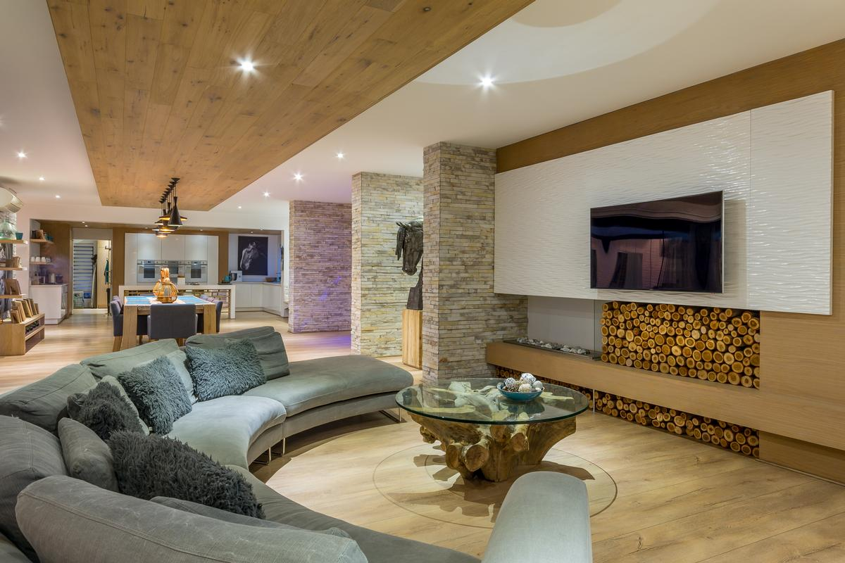 Luxury real estate Modern Masterpiece in South Africa
