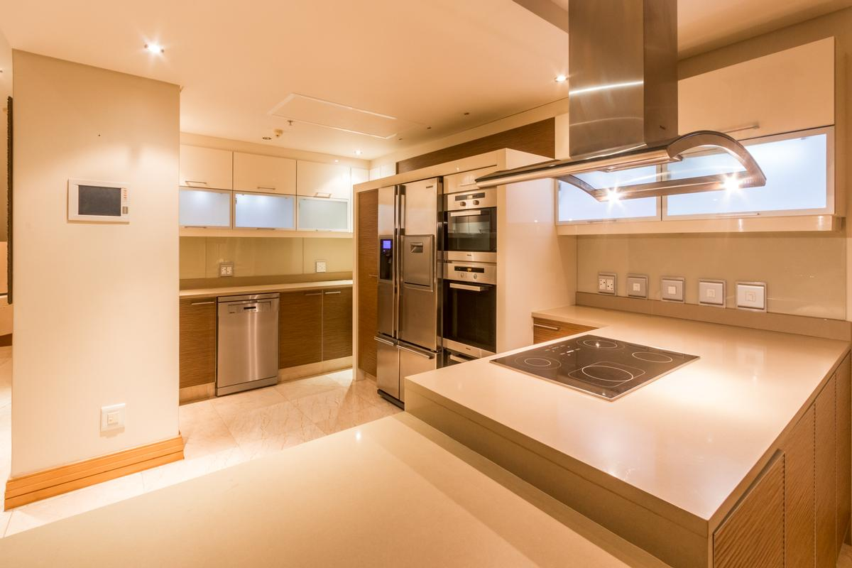 modern Penthouse with sweeping views luxury properties