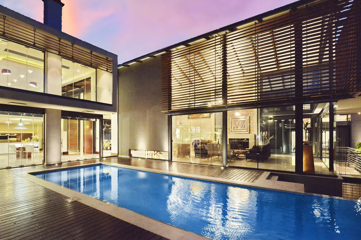Luxury homes MODERN LIFESTYLE