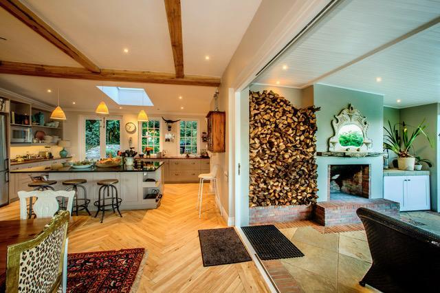 Luxury homes Zwaanswyk