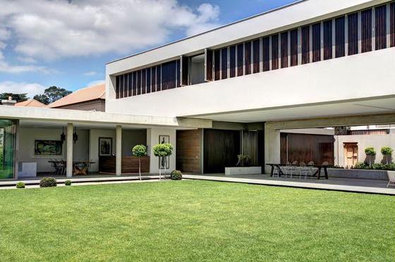 Luxury real estate Ultramodern Miami style Villa