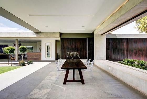 Ultramodern Miami style Villa luxury real estate