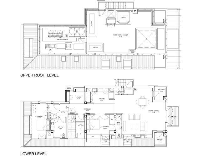 Luxury real estate Romney Park penthouse