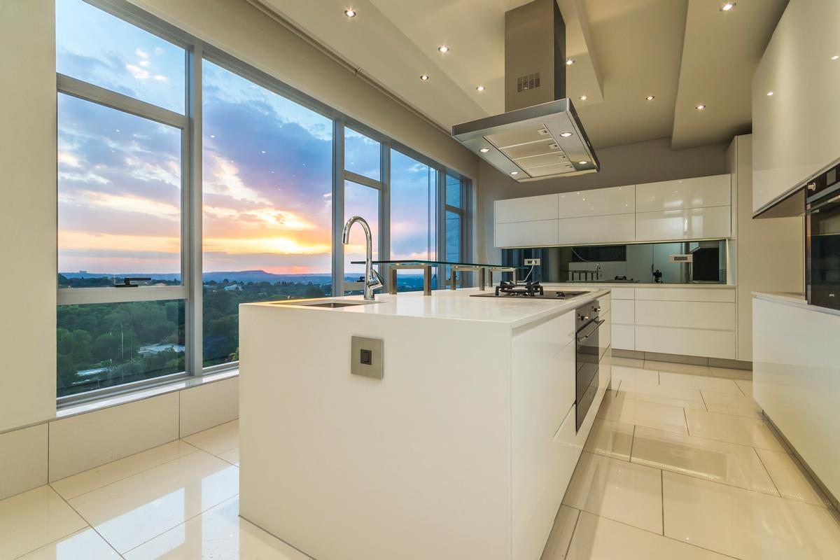 Embassy Towers Penthouse luxury homes