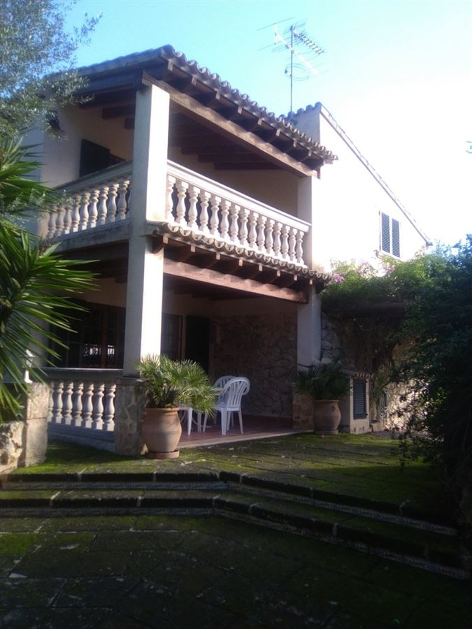 picturesque residence in calvia mansions
