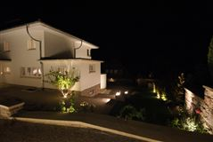 renovated villa on a park-like plot mansions
