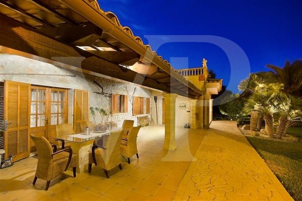 Luxury homes Wonderful Majorcan finca in Pollensa