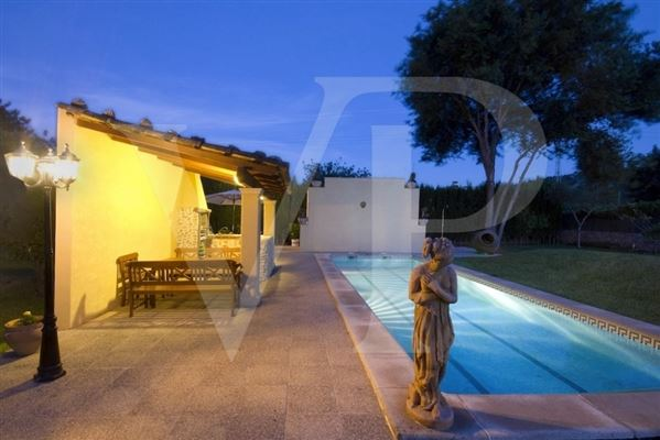 Wonderful Majorcan finca in Pollensa  luxury homes