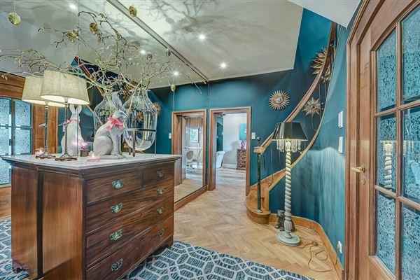 unique three-storey villa luxury properties