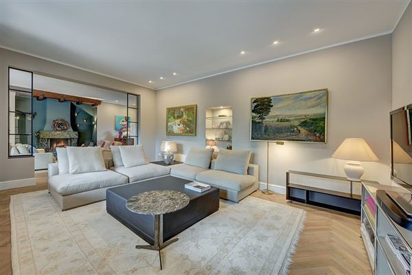 Luxury homes in unique three-storey villa