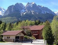 Luxury homes exceptional property at the foot of the Zugspitze