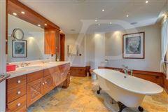 Luxury properties natural stone villa