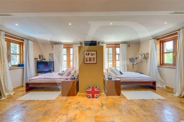 natural stone villa luxury real estate